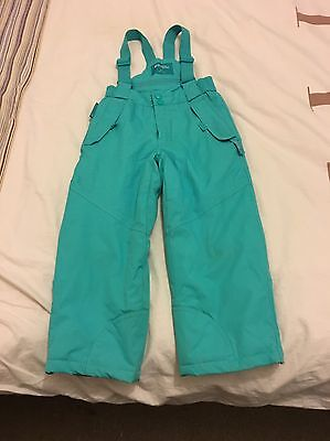 Girls Snow Trousers