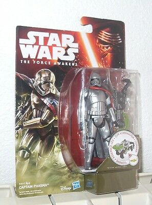 Captain Phasma (First Order) Star Wars The Force Awakens 3,75 Figure