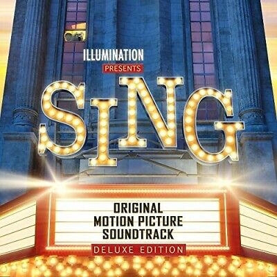 Various - Sing (Original Soundtrack) [New CD] Deluxe Edition