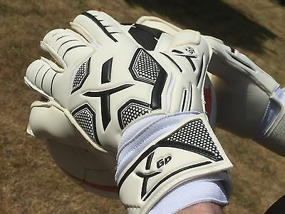 X Goalkeeper Products - Goalkeeping Gloves Size 8