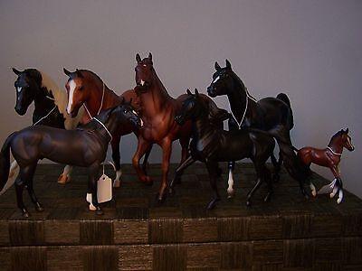 Breyer Horse Lot of 7:  Excellent Condition!