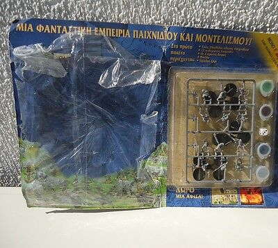 Lord of the Rings miniature WARHAMMER new in the box