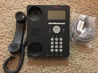 Avaya 9620 PoE VOIP Business Telephone With Handset 700426711 Phone NEW