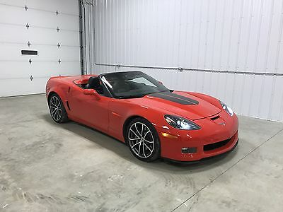 2013 Chevrolet Corvette 427 Convertible 2-Door 2013 Chevrolet Corvette 427 Convertible 2-Door 7.0L