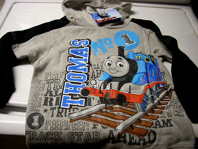 Thomas The Tank 2 Piece Outfit ( Size 2T ) New!!!