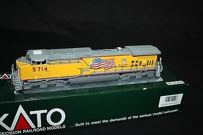 KATO Union Pacific C44ACCTE With Sound