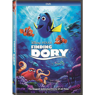 DVD - Finding Dory (2016) NEW*Adventure, Comedy, Animation* FAST SHIPPING !~