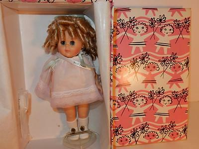 Vogue Ginny Doll In Tagged Ginny Miss 1930S Too Curly Top Outfit In Pink Box 8""