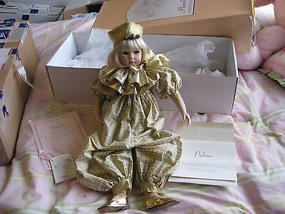 Dolls By Pauline Pauline's Doll Limited Edition Signed 666/950 PALOMA