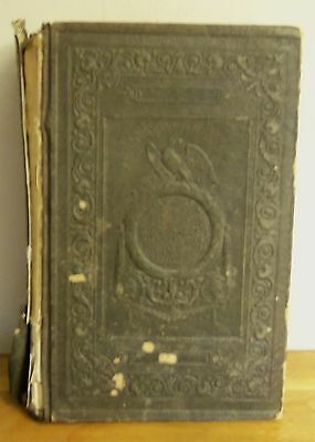 Rare 1852 MANNERS, CUSTOMS, ANTIQUITIES OF THE INDIANS by Samuel G. Goodrich