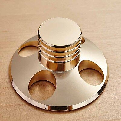 Professional Record Weight for Amari LP Disc Stabilizer Turntable Vinyl Clamp