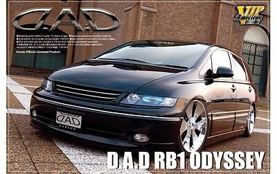 Aoshima 47958 1/24 scale Honda Odyssey (RB1) D.A.D from Japan