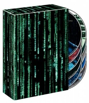 The Ultimate Matrix Collection (10 Disc Box Set) [2003] [DVD] - DVD  LOVG The