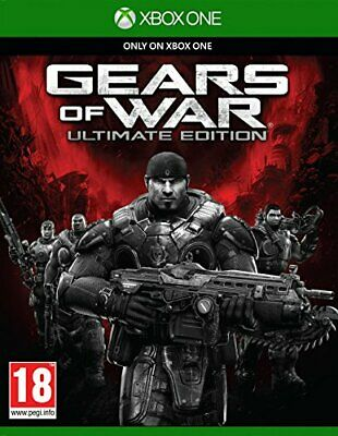 Gears of War: Ultimate Edition (Xbox One) - Game  MGVG The Cheap Fast Free Post