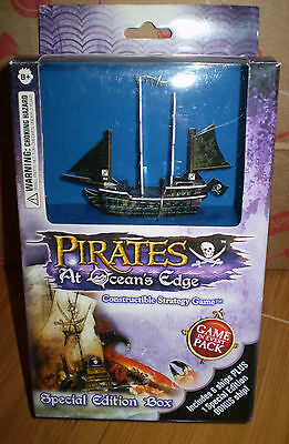 WizKids Pirates at Ocean's Edge Special Edition Box CSG NEW & UNOPENED 6 ships