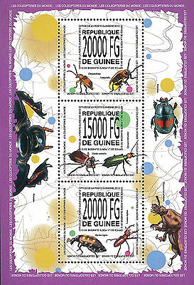 Republic of Guinea 2013 Stamp, GU13026A Insect, Animal