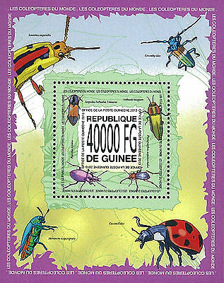 Republic of Guinea 2013 Stamp, GU13026B Insect, Animal