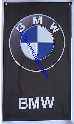BMW Vertical Flag BMW Car Banner 3X5 Flags - Free Shipping