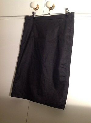 Country Road Ladies Black Skirt Size 12