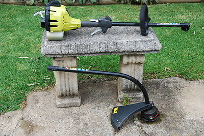 Ryobi 2 stroke whipper snipper line trimmer current model almost new condition
