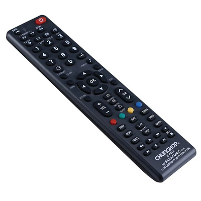 PANASONIC TV Remote For 3D LCD LED & HD TVs Replacement Control