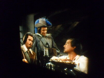 The Three Musketeers - Gene Kelly 1948 - DERANN Super 8 Full Feature