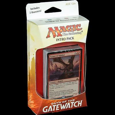 Magic the Gathering Oath of the Gatewatch Intro Pack Surge of Resistance
