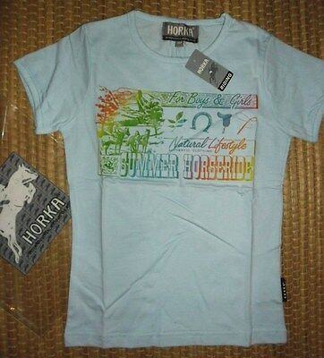SALE%%  hübsches Kinder Shirt HORKA Stretch 104 NEU
