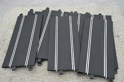 Scalextric Sport track full straights, C8205 X8 EXCELLENT