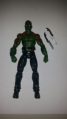 Marvel Legends - Drax The Destroyer  - Hasbro - Loose - Guardians Of The Galaxy