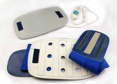 Practical Electric Thermal Heat Belt Pad Back Joint Muscular Pain Relieve GIFT