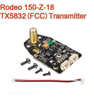 Original Walkera Rodeo 150 Spare Parts Rodeo 150 TX5832(FCC) Transmitter