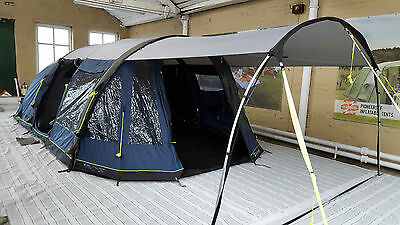 Outwell Tomcat LP Tent, Awning + Carpet + Footprint (Ex Display)