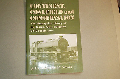 Continent ,Coalfield & Conservation British Army Austerity 0-6-0 tank. LNER J94