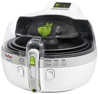 Tefal YV9600 Heißluft-Fritteuse ActiFry 2in1, weiß *NEU&OVP*