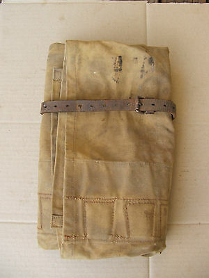 Vintage Old Military 13pc Tool Bag D^D
