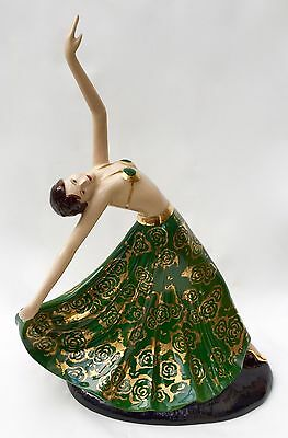 Rare and Stunning Coalport Limited Edition The Dancer in Perfect Condition