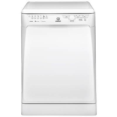 Indesit DFP27B10UK A+ Rated 13 Place 7 Programmes Dishwasher in White