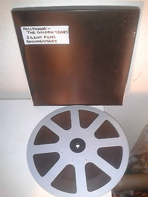 HOLLYWOOD THE GOLDEN YEARS - SILENT FILM DOCUMENTARY Gene Kelly Super 8mm Sound