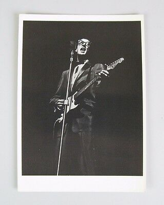 Buddy Holly Vintage Postcard  / Rock and Roll Superstar