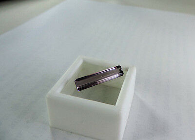 2.70ct Natural Purple Petschite Cut by Me. Extremely rare stone listed here.