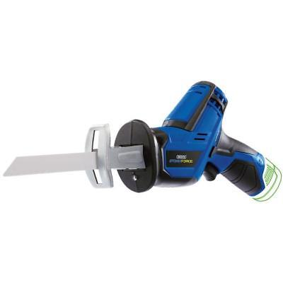 Draper 10.8V Cordless Reciprocating Saw Bare Unit Only Storm Force Power Tools