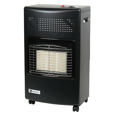 Kingavon Portable Radiant 4.2kW Calor Gas Cabinet Heater