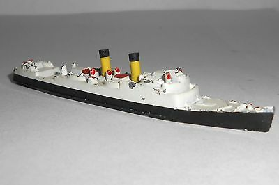 Vintage Triang Minic Isle of Sark ferry M724 diecast model from early 1960`s