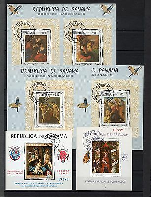 Timbres Du Panama