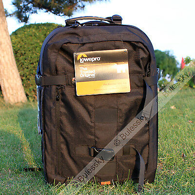Lowepro Pro Runner 450 AW DSLR Camera Bag Backpacks Case with All Weather Cover
