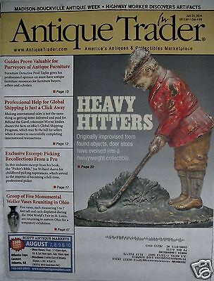 Antique Trader: HEAVY HITTERS: Collecting Heavyweights capture high bids 7/23/14