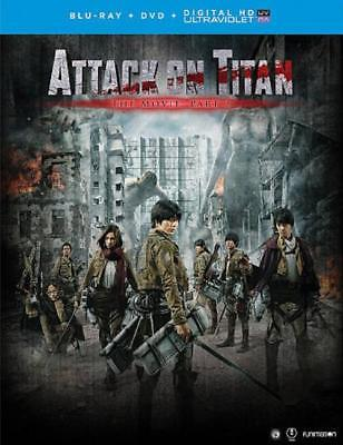 Attack On Titan: Part 2 New Blu-Ray