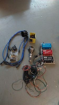 Ford 351 Cleveland & Big Block 429 460 ICE Ignition System & Bosch Distributor