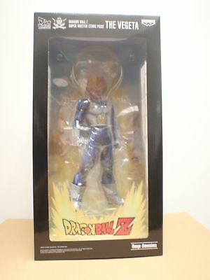 Banpresto Dragonball Z Super Master Stars Piece VEGETA TWO DIMENSIONS 2D FIGURE
